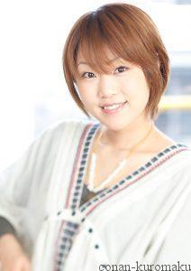 黒羽快斗の彼女中森青子の声優藤村歩