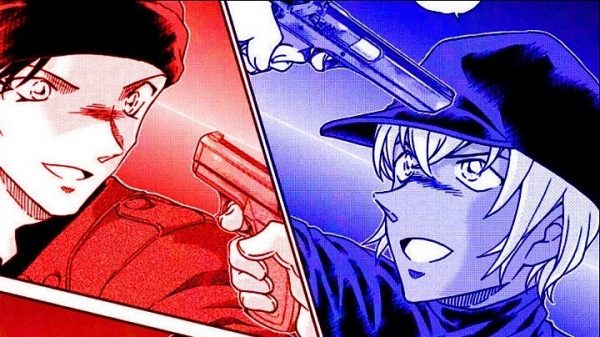 安室 赤井 探偵 名 コナン