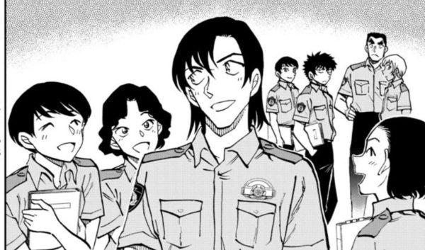 警察 学校 コナン