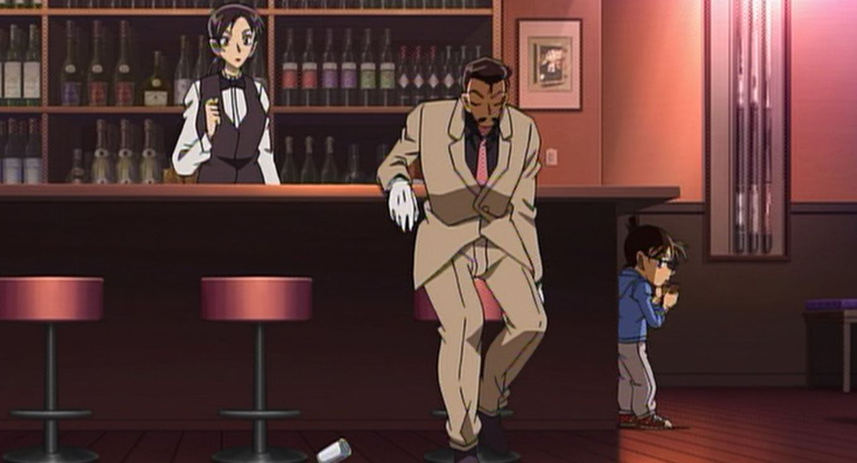 コナンアニメ739話小五郎はBARにいるのネタバレ
