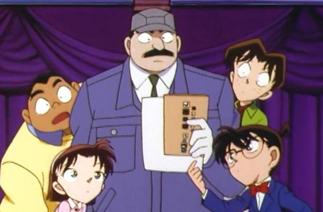 コナンアニメ252話のネタバレ