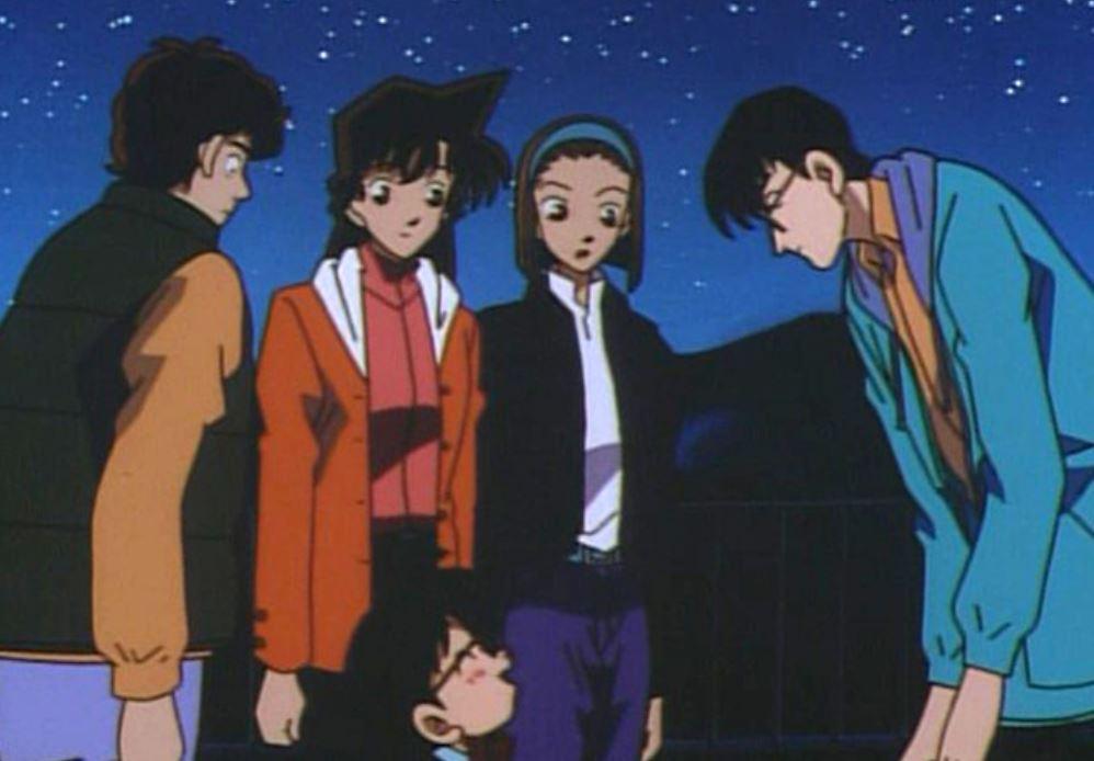 コナンアニメ143話のネタバレ