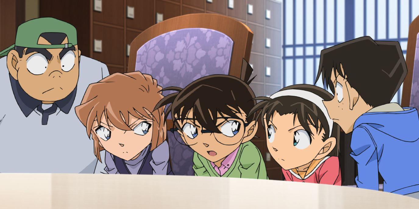 コナンアニメ982話のネタバレ