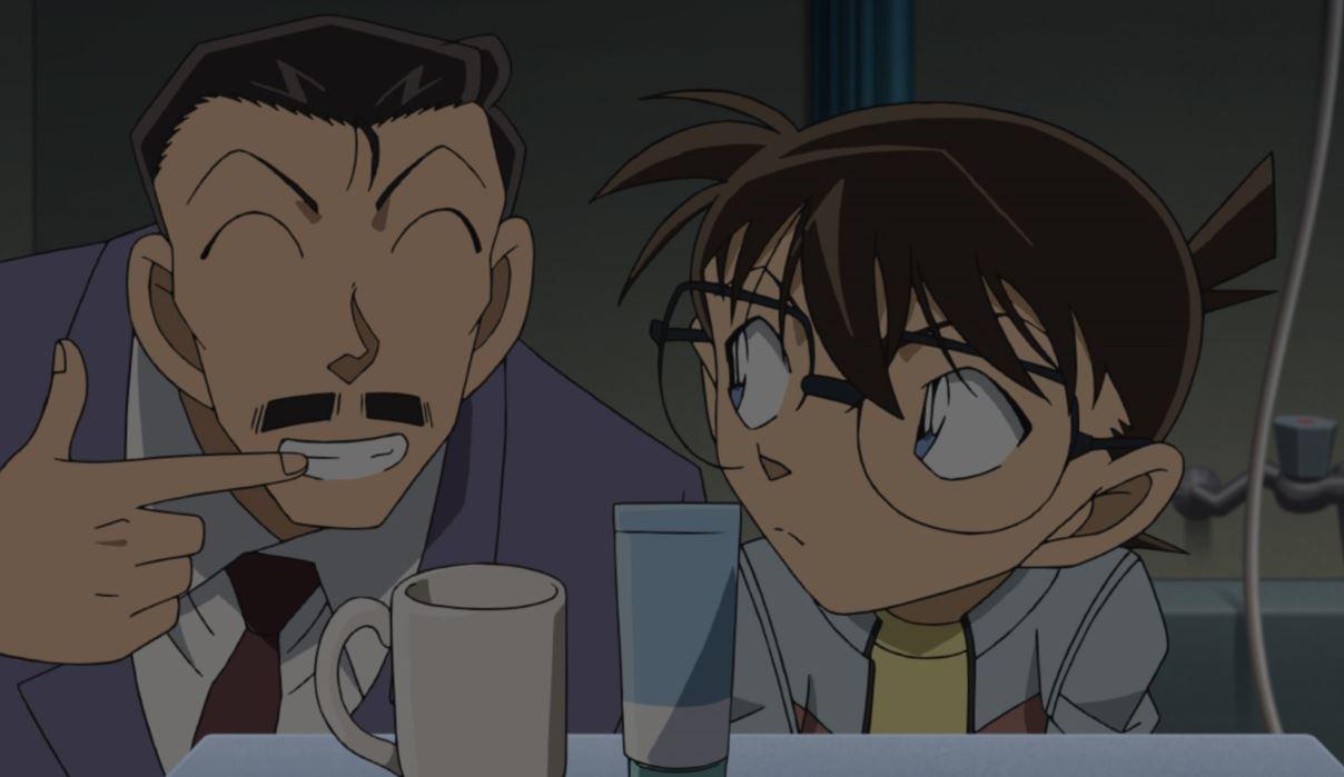 コナンアニメ986話ネタバレ